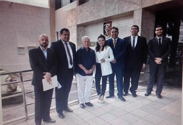 Resultado de imagem para TCE-PB aprova contas da Prefeitura de Cajazeiras referentes a 2017